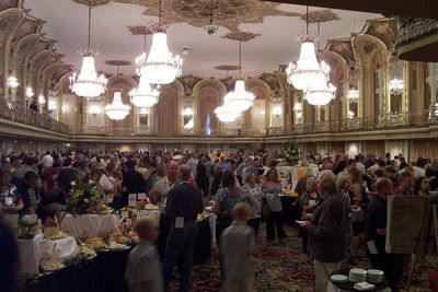 ACS 2008 Festival of Cheese in the Hilton Chicago ballroom