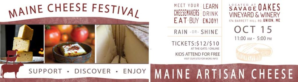 Maine Cheese Festival 2017