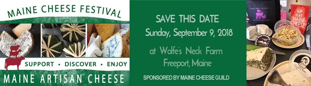 2018 Maine Cheese Festival