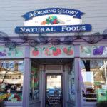 Morning Glory Natural Food Storefront