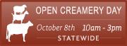 Open Creamery Day