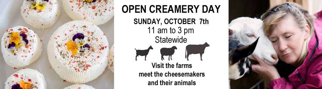 Open Creamery Day 2018