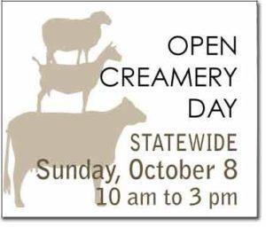 Open Creamery Day 2017