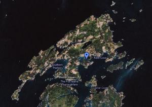 North Haven Island, Maine, USA