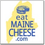 Eat Maine Cheese Bumper Sticker