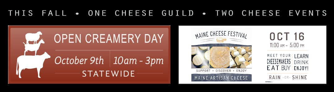 Open Creamery Day - Maine Cheese Festival