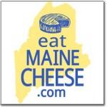 Eat Maine Cheese Bumper Sticker